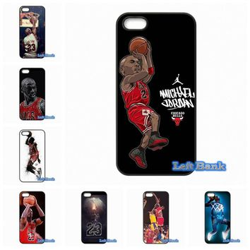 NBA All-Star MVP Michael Jordan Phone Cases Cover For Xiaomi Redmi 2 3 3S Note 2 3 Pro Mi2 Mi3 Mi4 Mi4i Mi4C Mi5 Mi MAX