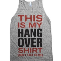 Athletic Grey Tank | Funny Gifts For Boyfriends
