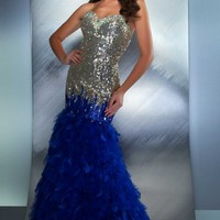 Mac Duggal 61181M Dress - MissesDressy.com
