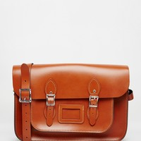 The Leather Satchel Company 14 Inch Satchel
