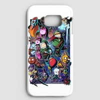 Adventure Time Party Time Samsung Galaxy S8 Case
