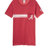 University of Alabama Campus Short Sleeve Tee - PINK - Victoria's Secret