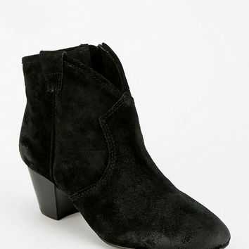 Ash Suede Ankle Boot