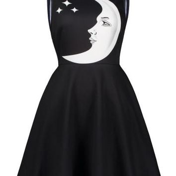 The Moon and Stars Dream Dress