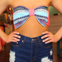 Soul Search Bow Bandeau
