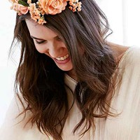 Dalia Flower Crown-