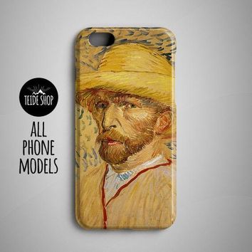 Van Gogh Portrait Iphone X Case