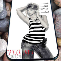 Taylor Swift 1989 Poster for iPhone 4/4s/5/5S/5C/6, Samsung S3/S4/S5 Unique Case *95*