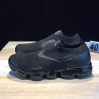 Nike Air Vapormax Trending Men Sport Casual Running Shoes Sneakers Black I-CSXY