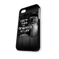 Duck Dynasty Si Robertson iPhone 5/5S Case