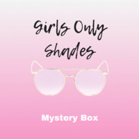 Girls Only Mystery Box - 5 Girls Shades + 1 Hat