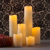 Flameless Electronic Candles
