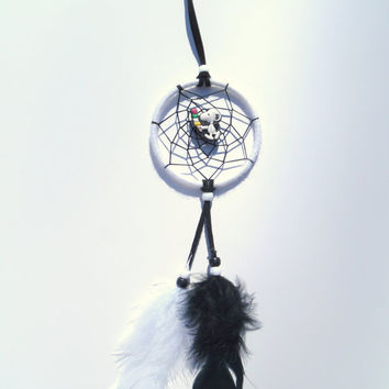 Peanuts Snoopy and Ice Cream cone dream catcher - car dream catcher