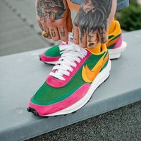 UNDERCOVER x Nike Waffle Racer Jogging shoes