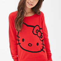 Hello Kitty Cotton Sweater (Kids)