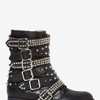 Jeffrey Campbell Cruzados Leather Boot