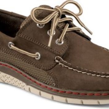 Sperry Top-Sider Billfish Ultralite 3-Eye Boat Shoe Chocolate, Size 7.5M  Men's Shoes