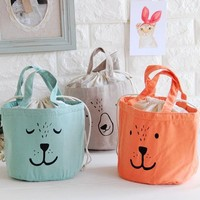 Buy BEANS Printed Lunch Box Bag | YesStyle