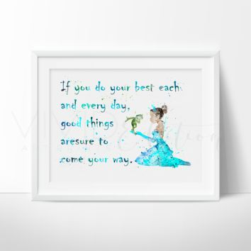 Princess Tiana Quote 2