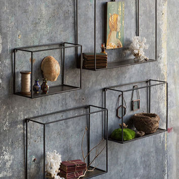 Nesting Wall Shelves