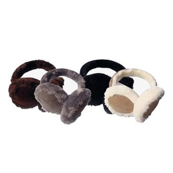 Women's Faux Fur Insulated Winter Ear Muffs