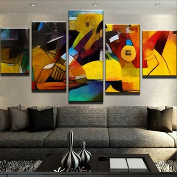 Abstract Art Canvas Set