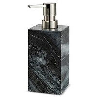 Soap Pump Black Marble - Threshold™ : Target