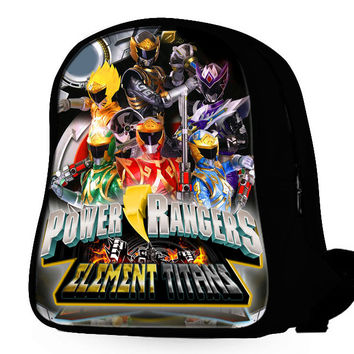 Power Ranger Element Titans Backpack