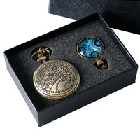 Doctor Who Pocket Watch Pendant