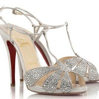 Christian Louboutin Margi Diams 120 Sandals - $195.00