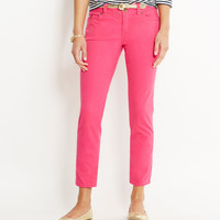Nantucket Colored Ankle Jeans