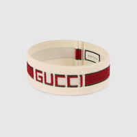 Gucci - Elastic Gucci stripe headband