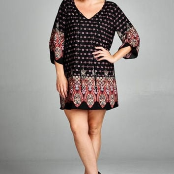 The Anna Tunic - MMB Famous Collection