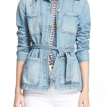 Frame Denim 'Le Patch Pocket' Denim Jacket | Nordstrom