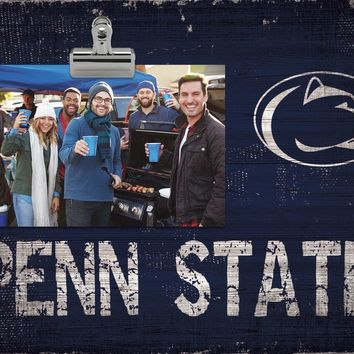 Penn State Nittany Lions Clip Frame