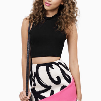 Block You Out Skirt $33
