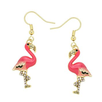 Flamingo DeLUXE Earrings