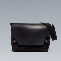 FOLD-OVER MESSENGER BAG - Bags - Man - New collection - ZARA United States
