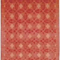 Safavieh Tibetan Collection TB281A Rust Rug | Contemporary Rugs