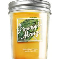 Mason Jar Candle Pineapple Mango