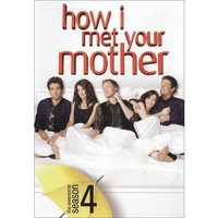 How I Met Your Mother: The Legendary Season 4 (3 Discs) (Dual-layered DVD)