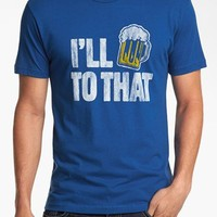 5 Crown 'I'll Drink to That' T-Shirt | Nordstrom