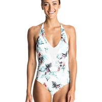 Shady Palm One Piece Swimsuit 889351749086 | Roxy