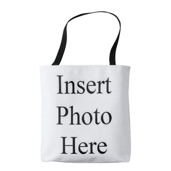 Design Your Own Custom All-Over-Print Tote Bag