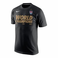 Men's Nike USWNT World Champions Tee