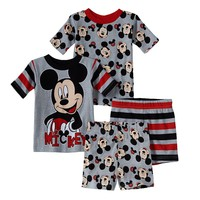 Disney's Mickey Mouse ''Mickey'' Pajama Set - Toddler