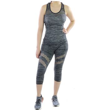 ACTIVEWEAR MESH IT UP - ACTIVE SET