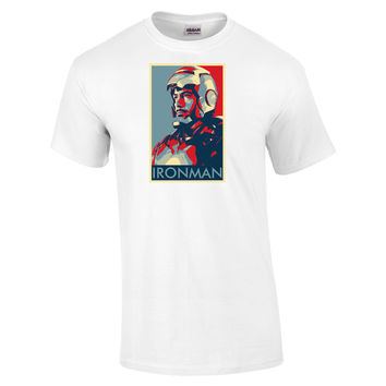 Iron Man Tony Stark shirt