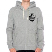 JURASSIC WORLD SECURITY GREY AND BLACK HOODIE