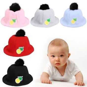 PEAP78W Cute Baby Sun Hat Unisex Boys Girls Hats Cap Newborn Photography Props Hats Children Cap Kids Beach Caps for Summer Autumn